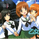 [Anime - Manga] Girls und Panzer, des filles et des tanks.