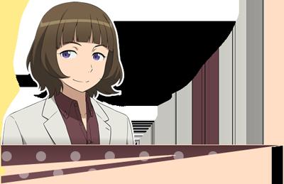 Bannière Personnage Kouki Mikagami Png