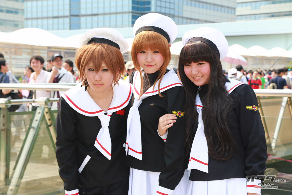COMIKET C84 DAY 2 COSPLAY JAPAN (25)