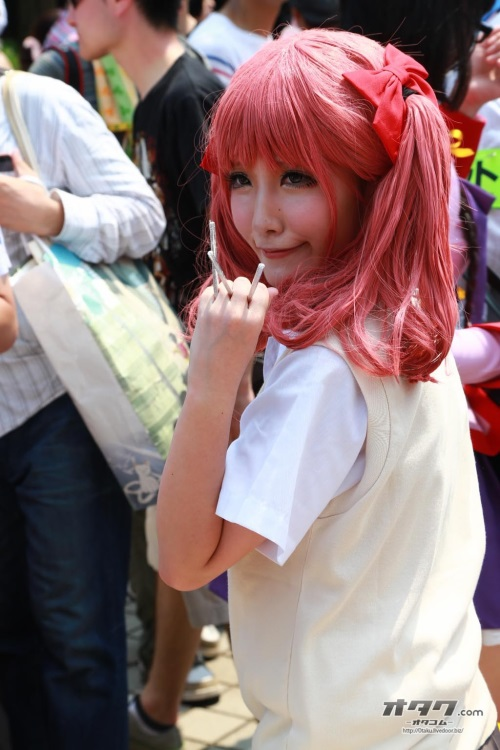 COMIKET C84 DAY 2 COSPLAY JAPAN (35)