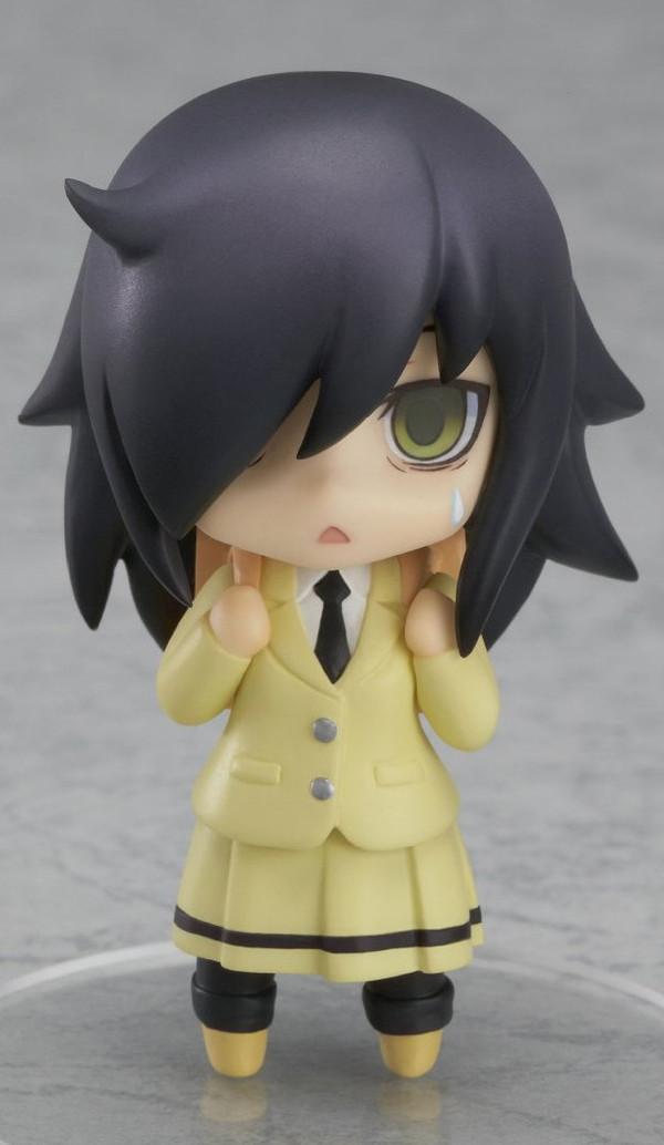 [Anime - Manga] :: Watamote :: Nendoroid-petit-watamote-tomoko
