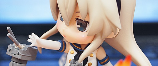 Kantai Collection ~Kan Colle~ Nendoroid