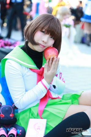 【C85】Comiket 85 WINTER 2013 – DAY 3 COSPLAY (10)