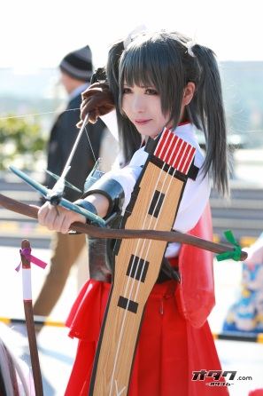 【C85】Comiket 85 WINTER 2013 – DAY 3 COSPLAY (13)