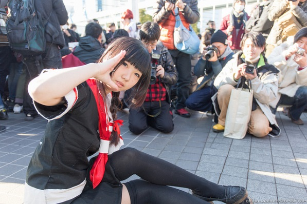 【C85】Comiket 85 WINTER 2013 – DAY 3 COSPLAY (17)