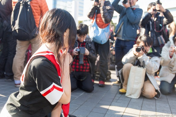 【C85】Comiket 85 WINTER 2013 – DAY 3 COSPLAY (18)