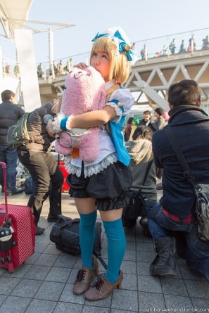 【C85】Comiket 85 WINTER 2013 – DAY 3 COSPLAY (22)