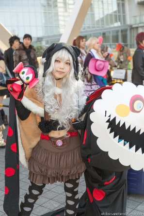 【C85】Comiket 85 WINTER 2013 – DAY 3 COSPLAY (24)