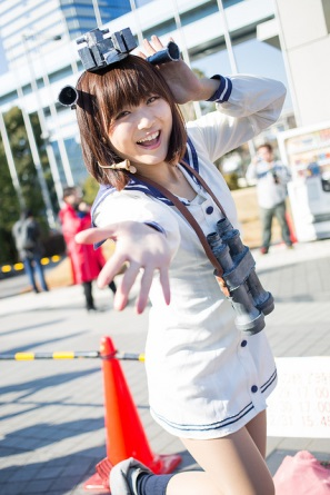 【C85】Comiket 85 WINTER 2013 – DAY 3 COSPLAY (29)