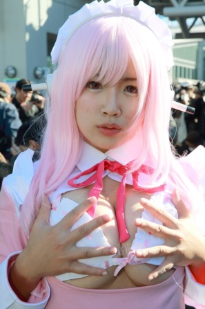【C85】Comiket 85 WINTER 2013 – DAY 3 COSPLAY (33)