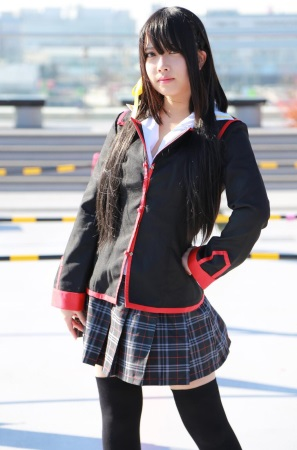 【C85】Comiket 85 WINTER 2013 – DAY 3 COSPLAY (39)