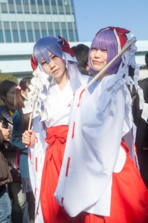 【C85】Comiket 85 WINTER 2013 – DAY 3 COSPLAY (41)