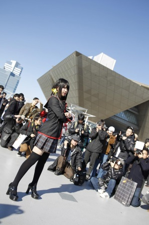 【C85】Comiket 85 WINTER 2013 – DAY 3 COSPLAY (43)