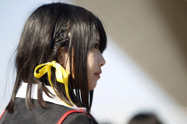【C85】Comiket 85 WINTER 2013 – DAY 3 COSPLAY (45)