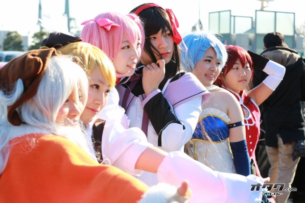 【C85】Comiket 85 WINTER 2013 – DAY 3 COSPLAY (5)