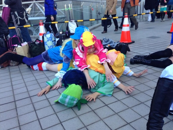 【C85】Comiket 85 WINTER 2013 – DAY 3 COSPLAY (52)