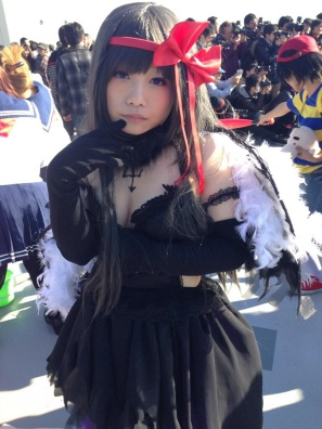 【C85】Comiket 85 WINTER 2013 – DAY 3 COSPLAY (56)