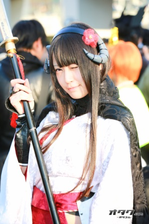 【C85】Comiket 85 WINTER 2013 – DAY 3 COSPLAY (6)