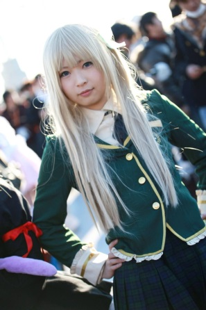 【C85】Comiket 85 WINTER 2013 – DAY 3 COSPLAY (64)
