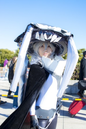 【C85】Comiket 85 WINTER 2013 – DAY 3 COSPLAY (69)