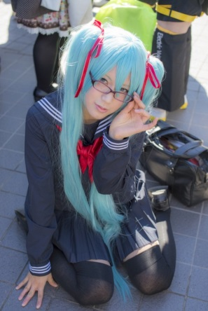 【C85】Comiket 85 WINTER 2013 – DAY 3 COSPLAY (71)