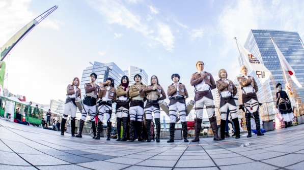 【C85】Comiket 85 WINTER 2013 – DAY 3 COSPLAY (72)