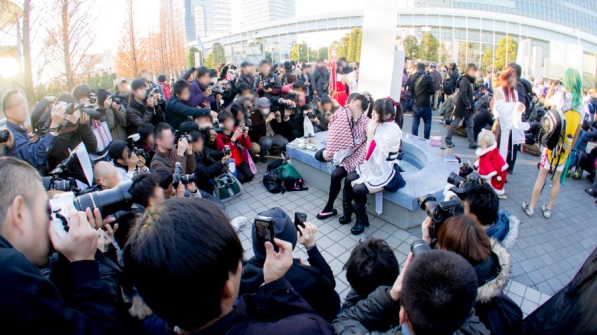 【C85】Comiket 85 WINTER 2013 – DAY 3 COSPLAY (78)