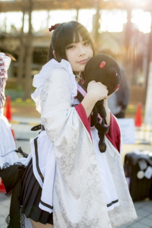 【C85】Comiket 85 WINTER 2013 – DAY 3 COSPLAY (79)
