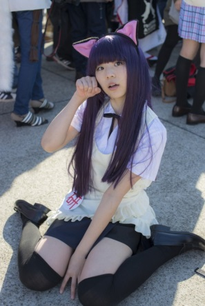 【C85】Comiket 85 WINTER 2013 – DAY 3 COSPLAY (82)
