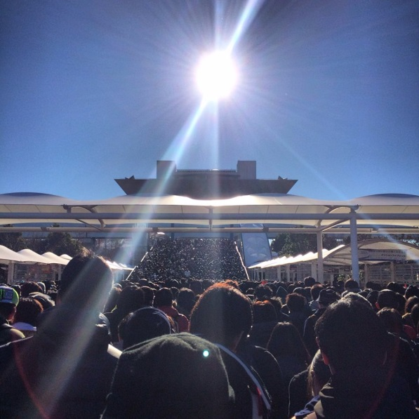 【C85】Comiket 85 WINTER 2013 - DAY 1 (1)