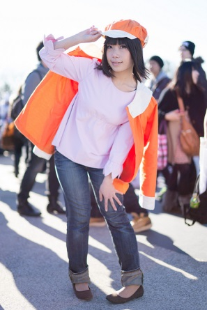 【C85】Comiket 85 WINTER 2013 - DAY 1 COSPLAY (101)