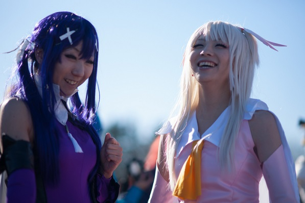 【C85】Comiket 85 WINTER 2013 - DAY 1 COSPLAY (106)