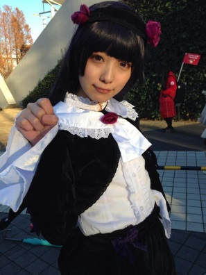 【C85】Comiket 85 WINTER 2013 - DAY 1 COSPLAY (14)