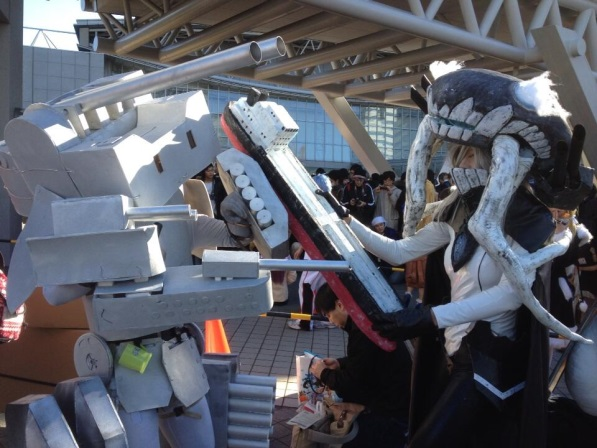 【C85】Comiket 85 WINTER 2013 - DAY 1 COSPLAY (17)