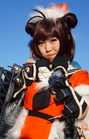 【C85】Comiket 85 WINTER 2013 - DAY 1 COSPLAY (18)