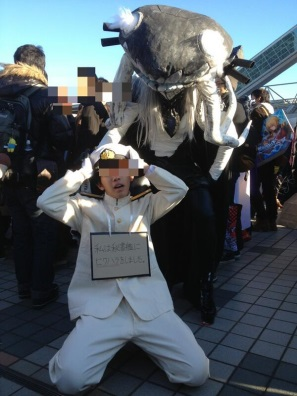 【C85】Comiket 85 WINTER 2013 - DAY 1 COSPLAY (22)