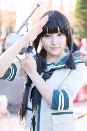 【C85】Comiket 85 WINTER 2013 - DAY 1 COSPLAY (25)