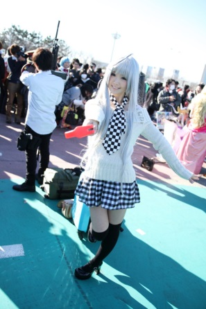 【C85】Comiket 85 WINTER 2013 - DAY 1 COSPLAY (3)