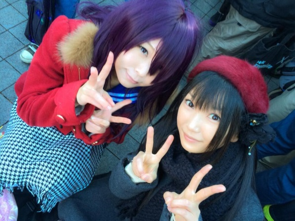 【C85】Comiket 85 WINTER 2013 - DAY 1 COSPLAY (32)