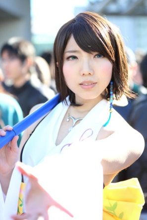 【C85】Comiket 85 WINTER 2013 - DAY 1 COSPLAY (35)
