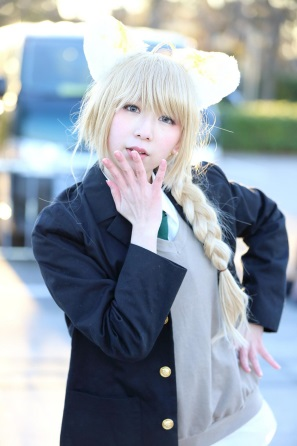 【C85】Comiket 85 WINTER 2013 - DAY 1 COSPLAY (36)