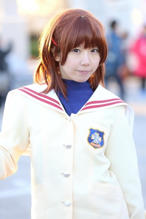 【C85】Comiket 85 WINTER 2013 - DAY 1 COSPLAY (37)