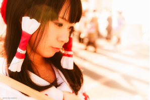 【C85】Comiket 85 WINTER 2013 - DAY 1 COSPLAY (4)