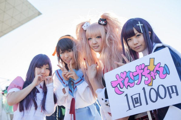 【C85】Comiket 85 WINTER 2013 - DAY 1 COSPLAY (44)