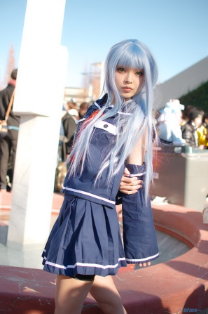 【C85】Comiket 85 WINTER 2013 - DAY 1 COSPLAY (46)