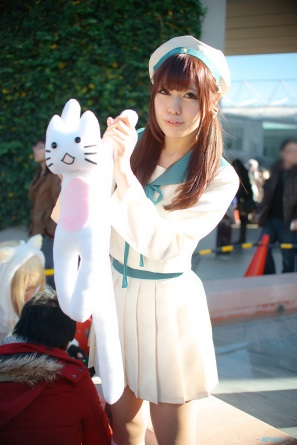 【C85】Comiket 85 WINTER 2013 - DAY 1 COSPLAY (47)