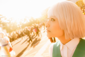 【C85】Comiket 85 WINTER 2013 - DAY 1 COSPLAY (5)
