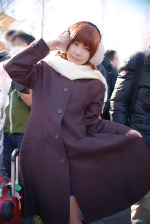 【C85】Comiket 85 WINTER 2013 - DAY 1 COSPLAY (51)