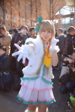 【C85】Comiket 85 WINTER 2013 - DAY 1 COSPLAY (52)