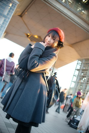 【C85】Comiket 85 WINTER 2013 - DAY 1 COSPLAY (57)